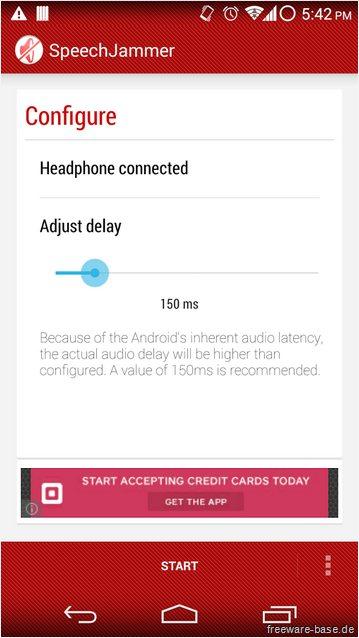 Vorschau SpeechJammer fuer Android und iPhone - Bild 3