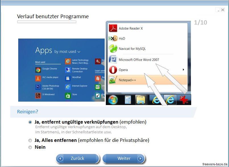 Vorschau PrivaZer und Portable - Bild 3