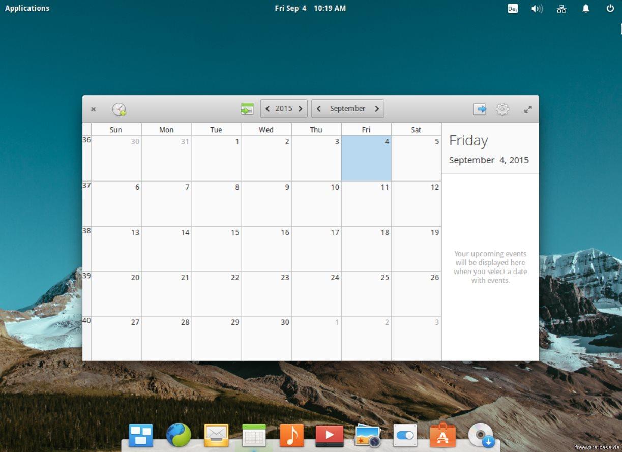 Vorschau elementary OS - Linux - Bild 3