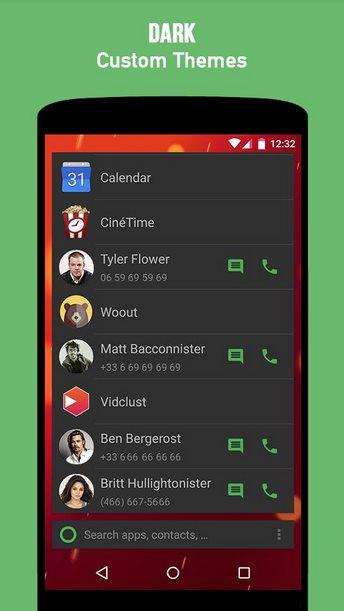 Vorschau KISS Launcher für Android - Bild 3