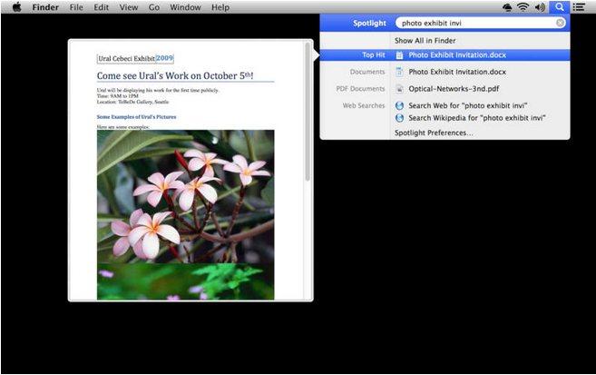 Vorschau Microsoft OneDrive für Mac OS - Bild 3