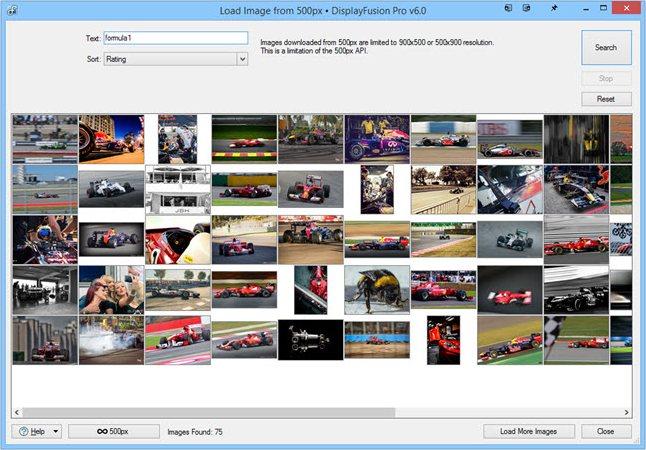 Vorschau DisplayFusion - Bild 3