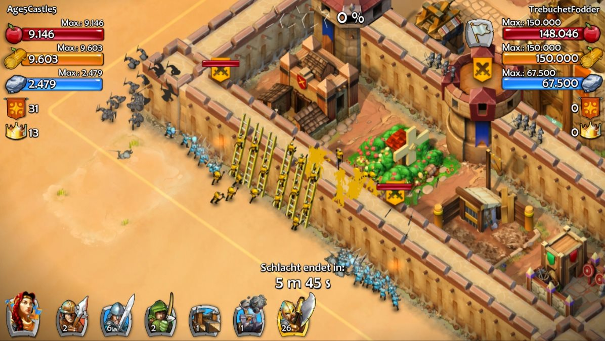 Vorschau Age of Empires - Castle Siege fuer Windows 10 App - Bild 3