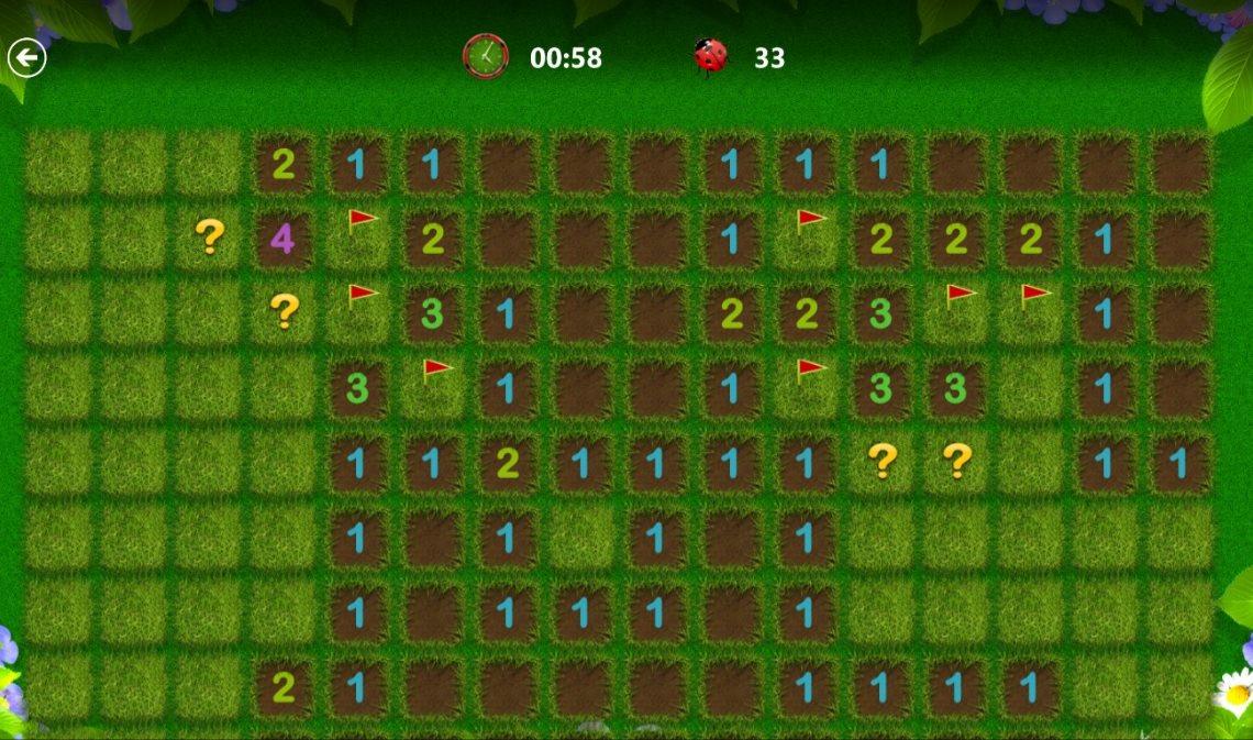 Vorschau Microsoft Minesweeper fuer Windows 10 App - Bild 3