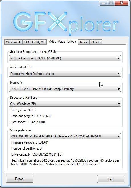 Vorschau GFXplorer und Portable - Bild 3
