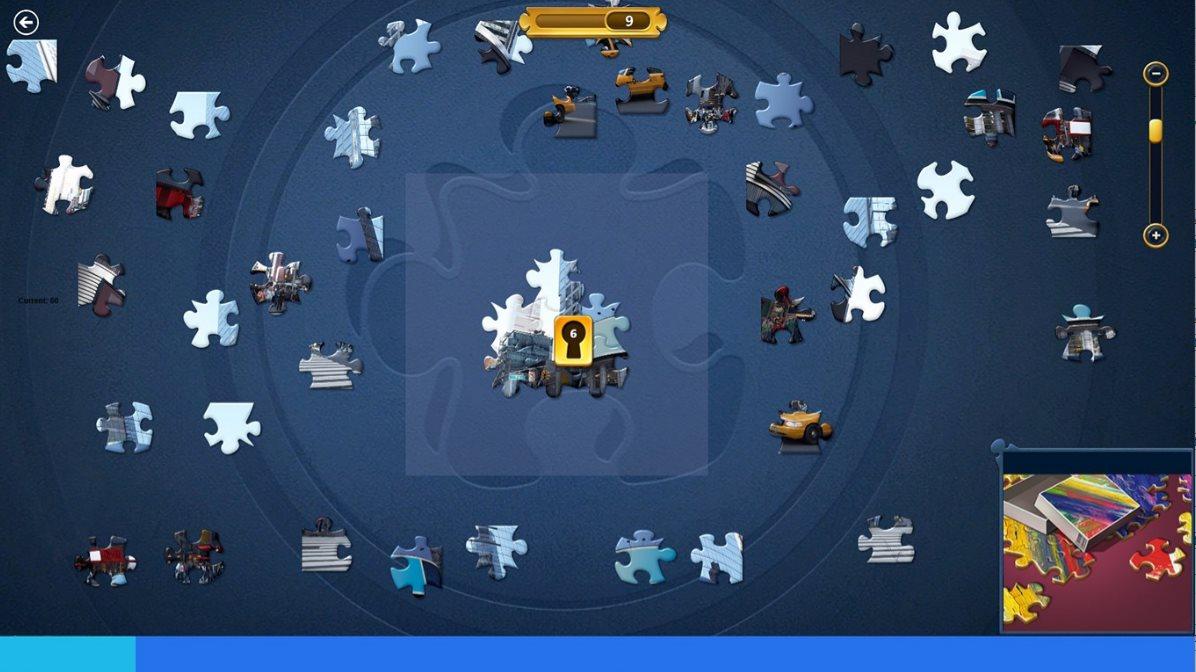 Vorschau Microsoft Jigsaw fuer Windows 8 und 10 App - Bild 3