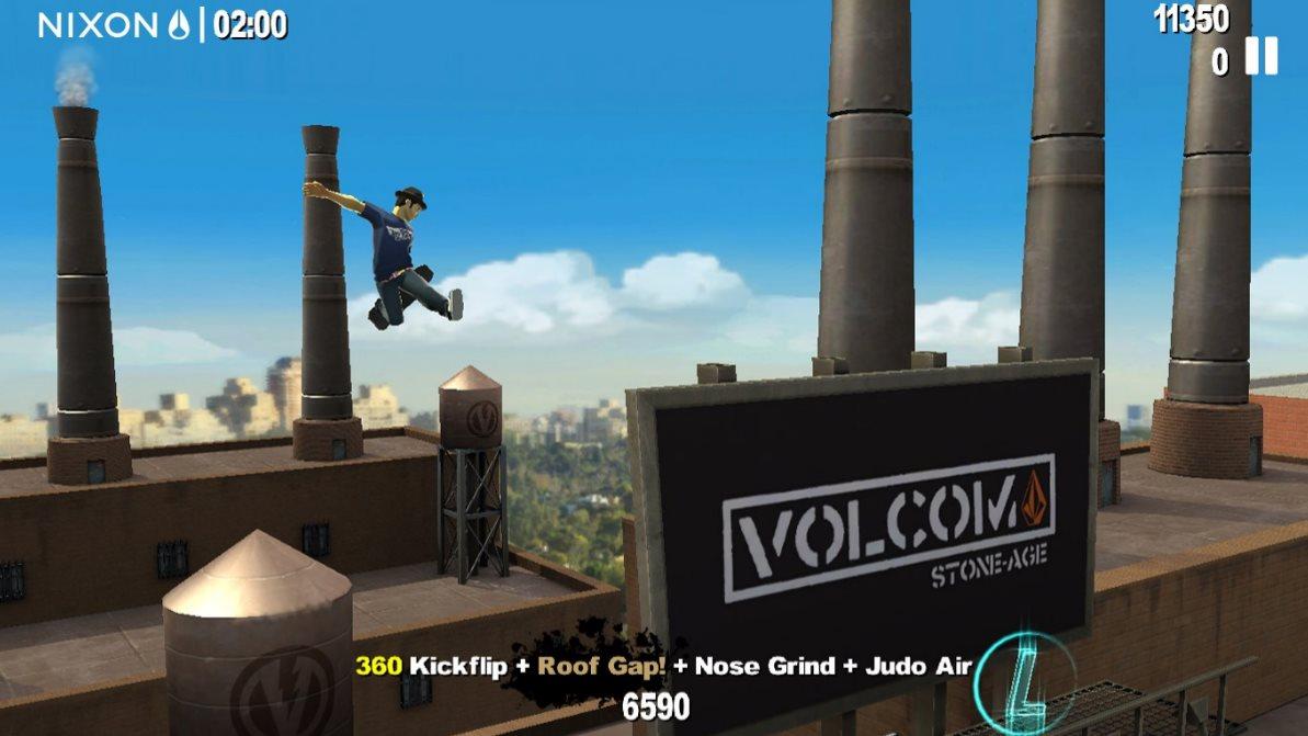 Vorschau Endless Skater fuer Windows 10 App - Bild 3