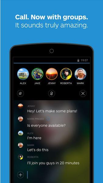 Vorschau Wire für Android - Bild 3