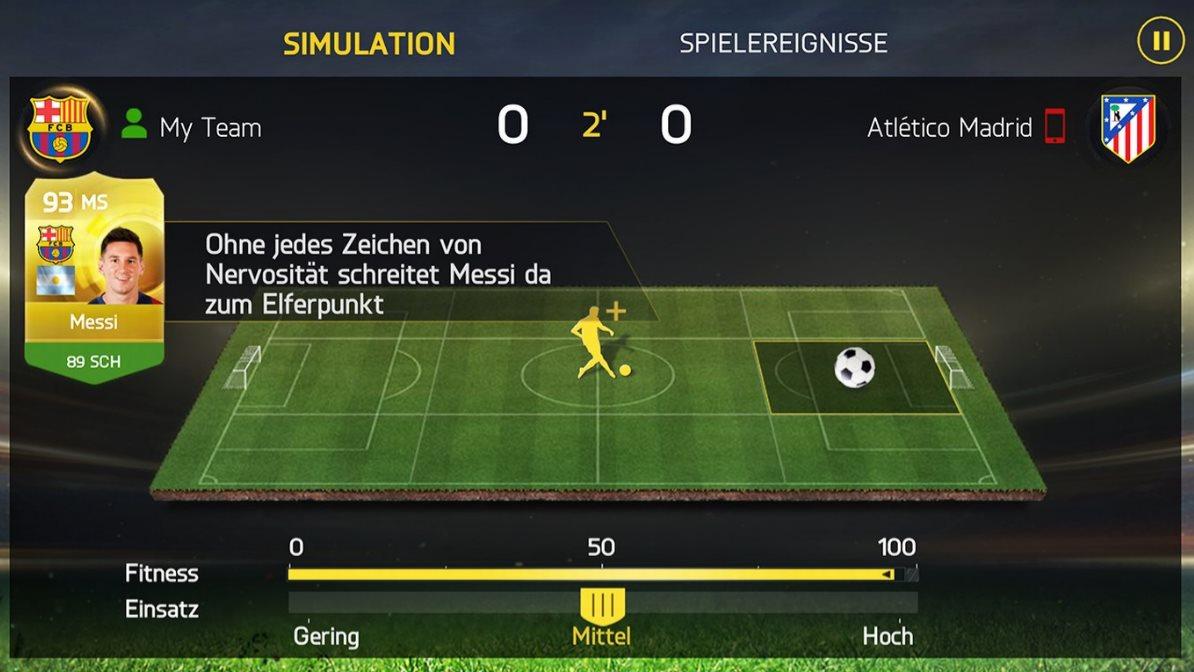 Vorschau FIFA 15 UT fuer Windows 8 und 10 - Bild 3