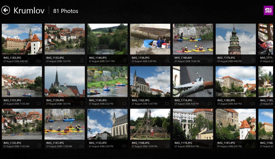 Vorschau Picasa Viewer HD fuer Windows 8 und 10 - Bild 3