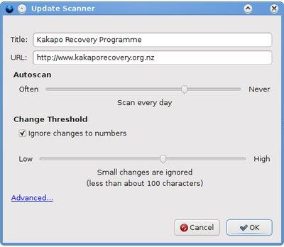 Vorschau Update Scanner für Firefox - Bild 3
