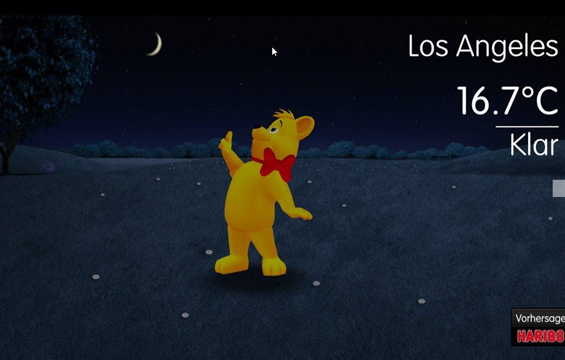 Vorschau Haribo App fuer Windows 8 und 10 - Bild 3