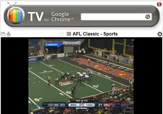 Vorschau TV für Chrome - Bild 3
