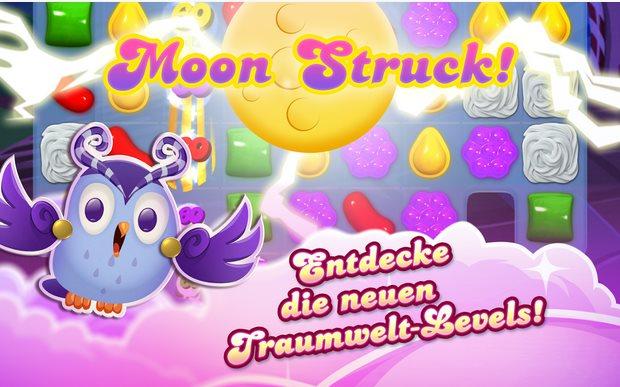 Vorschau Candy Crush Saga für Android - Bild 3