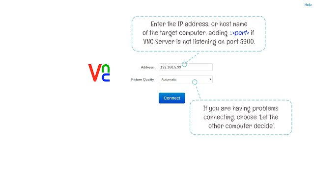 Vorschau VNC Viewer fuer Chrome - Bild 3