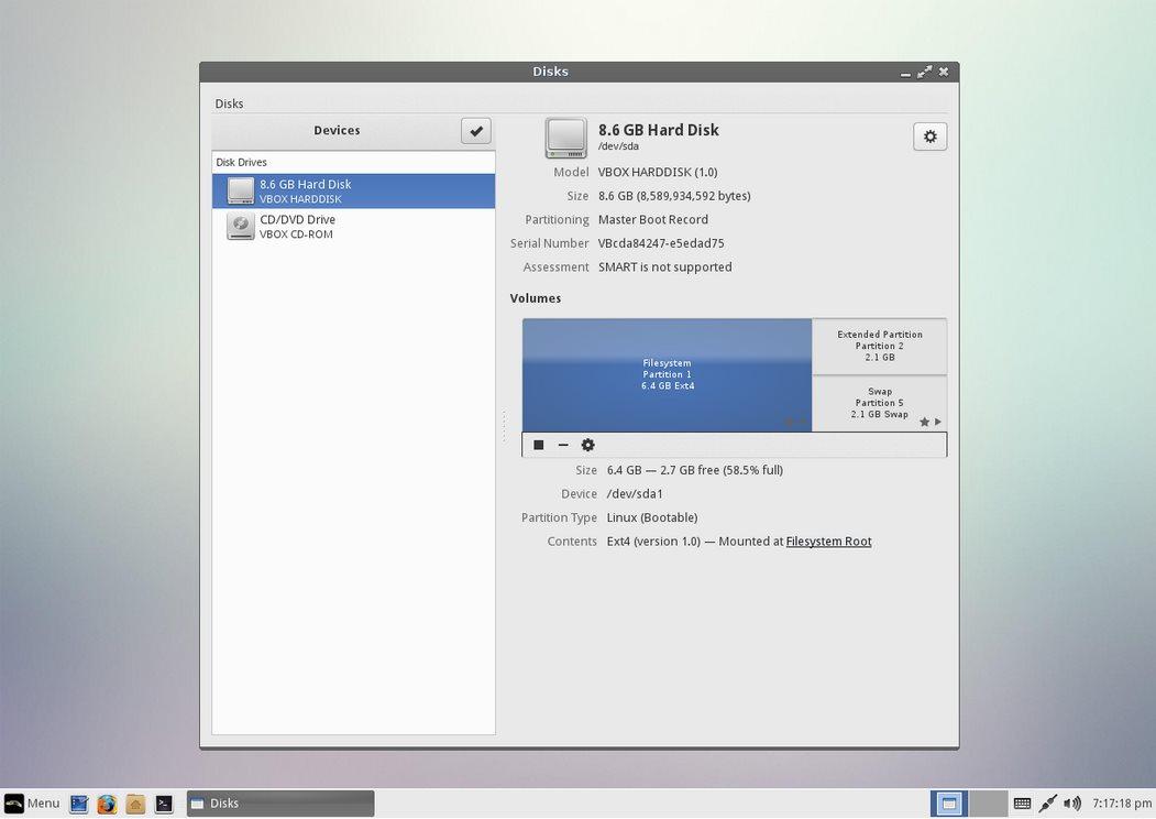 Vorschau Linux Lite - Bild 3