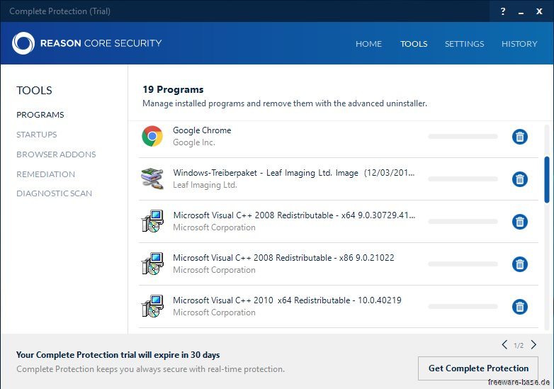 Vorschau Reason Core Security - Bild 3