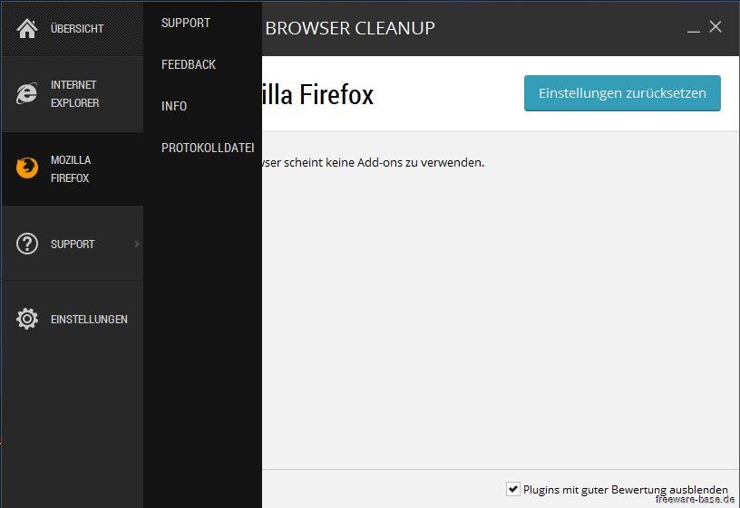 Vorschau Avast Browser Cleanup - Bild 3