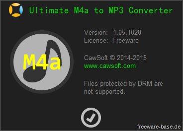Vorschau Ultimate M4a to MP3 Converter - Bild 3
