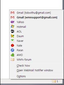 Vorschau X-notifier für Firefox - Bild 3