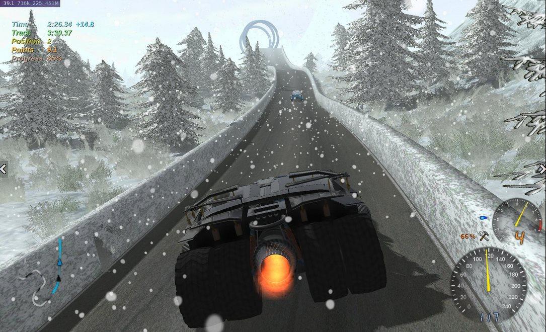 Vorschau Stunt Rally - Bild 3