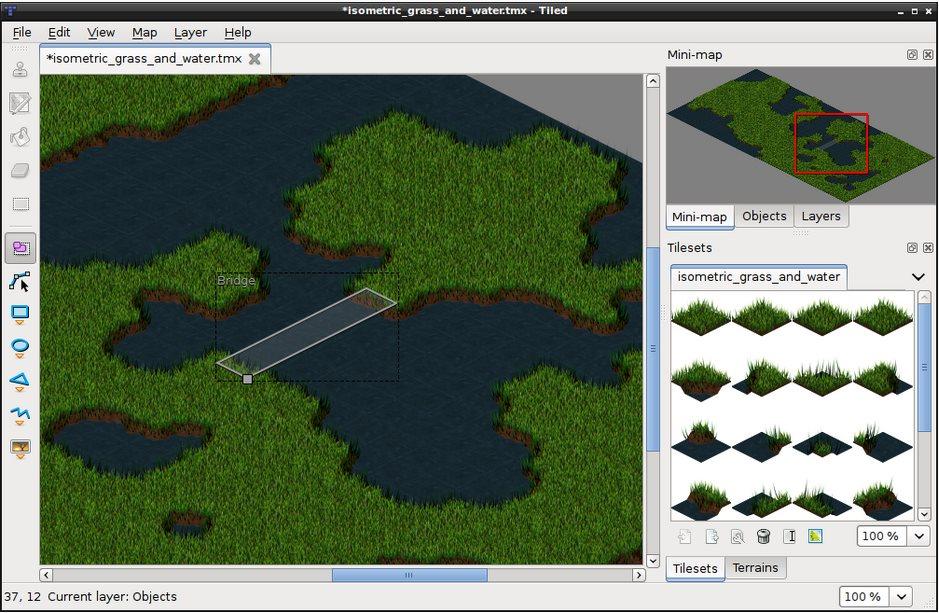 Vorschau Tiled Map Editor - Bild 3