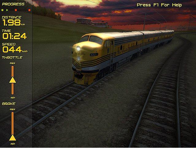 Vorschau Passenger Train Simulator - Bild 3