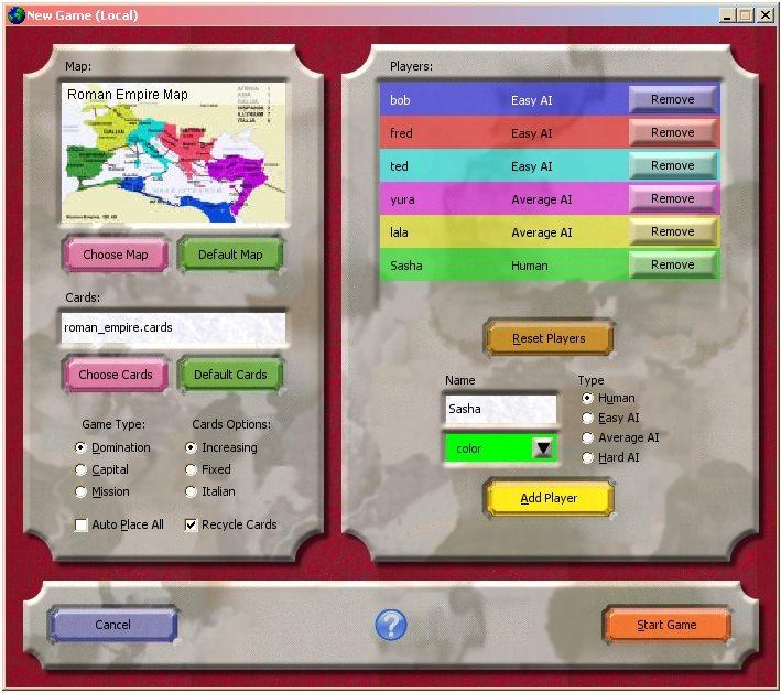 Vorschau Domination für Mac OS - Bild 3