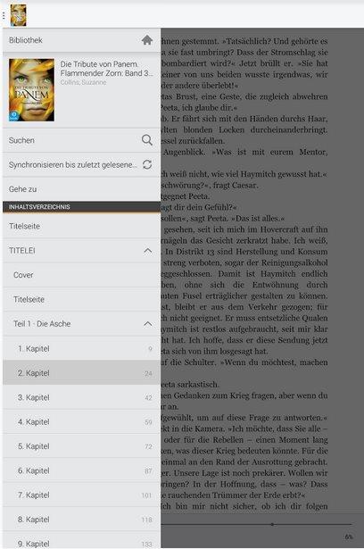 Vorschau Kindle für Android - eBook Reader - Bild 3