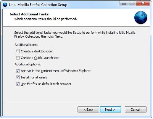 Vorschau UtiluMFC - Utilu Mozilla Firefox Collection - Bild 3