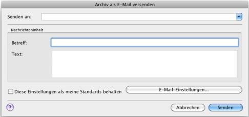 Vorschau Express Zip ZIP-Programm Mac - Bild 3