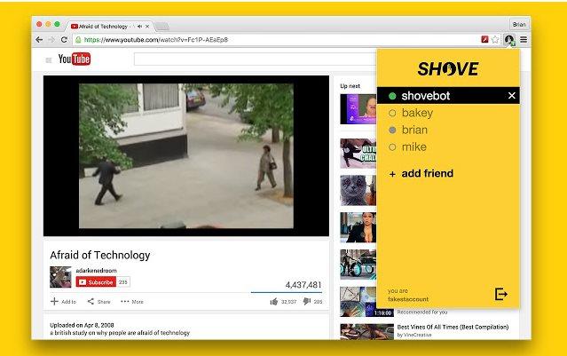 Vorschau Shove für Chrome - Bild 3