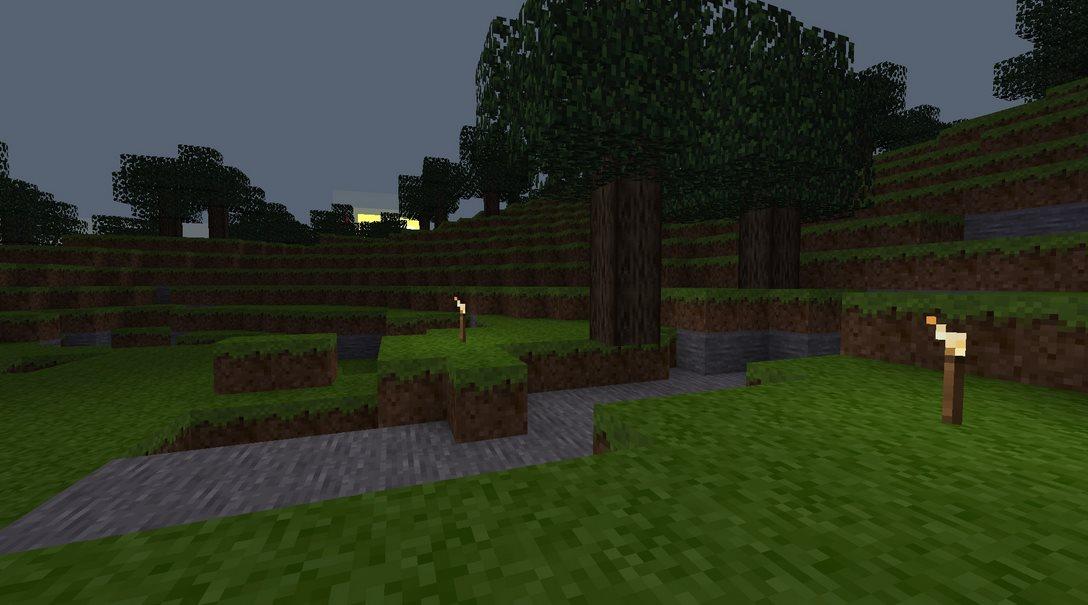 Vorschau Minetest - Minecraft Klon - Bild 3
