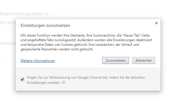 Vorschau Chrome Cleanup Tool - Chrome Software Cleaner - Bild 3