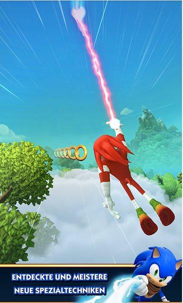 Vorschau Sonic Dash 2 - Sonic Boom - Bild 3