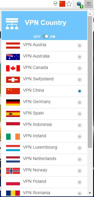 Vorschau Globus VPN Browser - Bild 3