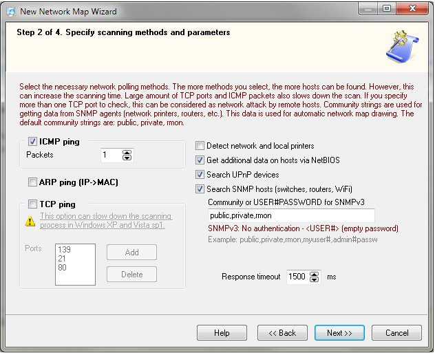Vorschau 10-Strike Network Scanner - Bild 3