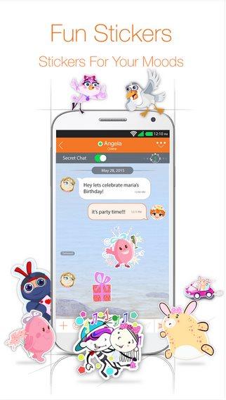 Vorschau ringID für Android - Bild 3