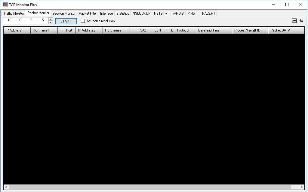 Vorschau TCP Monitor Plus - Bild 3