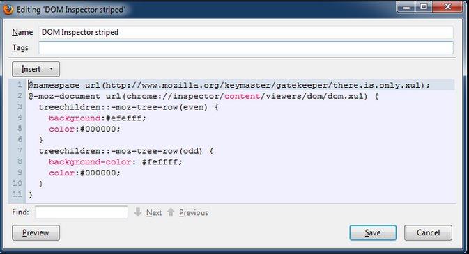 Vorschau Stylish für Firefox - Bild 3