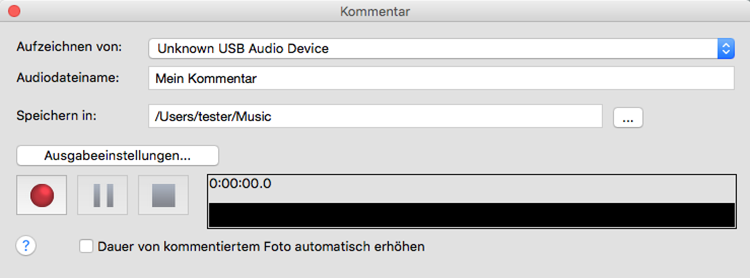 Vorschau PhotoStage Diashow-Programm Mac - Bild 3