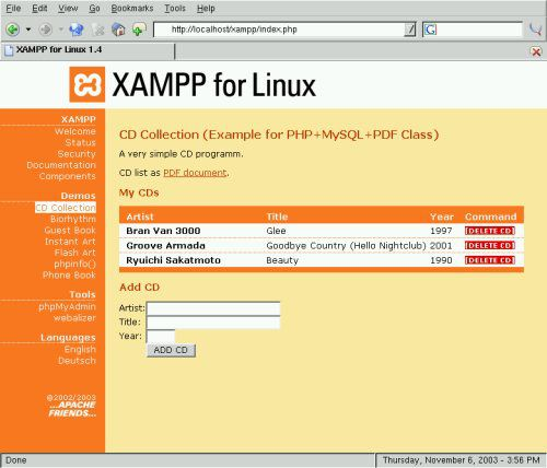 Vorschau XAMPP Lite USB Portable - Bild 4