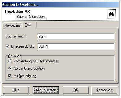 Vorschau NEXT-Soft Hex-Editor MX - Bild 4