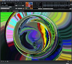 Vorschau Winamp 5 Lite - Bild 4