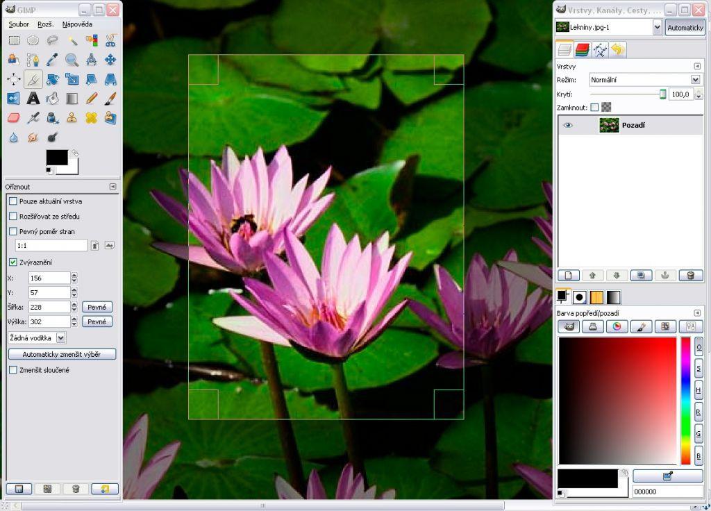 Vorschau The Gimp for Linux - Bild 4