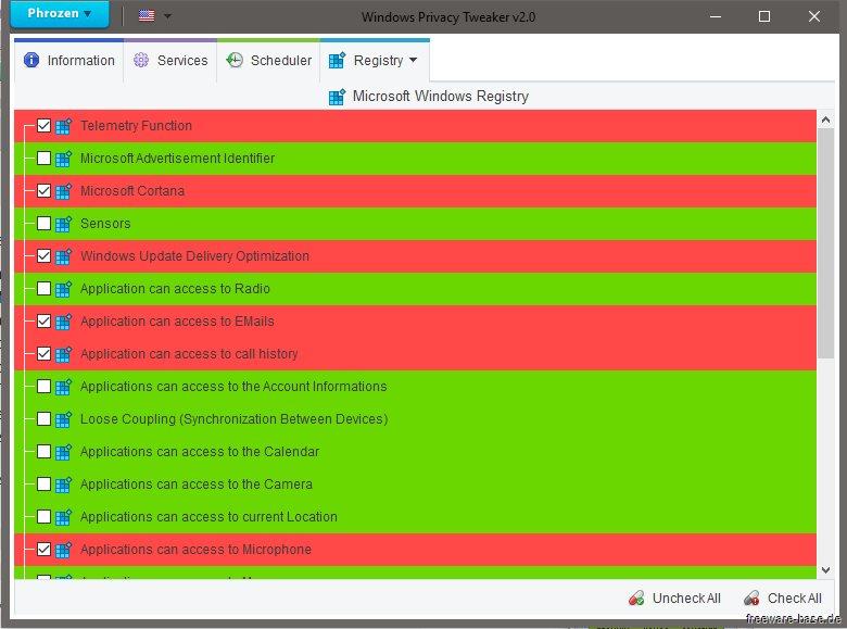 Vorschau WinPT - Windows Privacy Tools - Bild 4