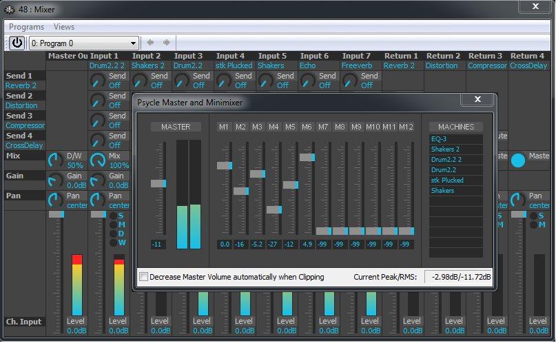 Vorschau Psycle Modular Music Creation Studio - Bild 4
