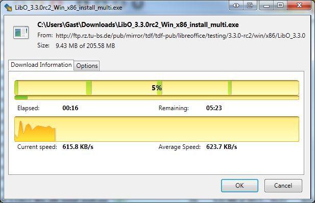 Vorschau DownThemAll for Firefox - Bild 4