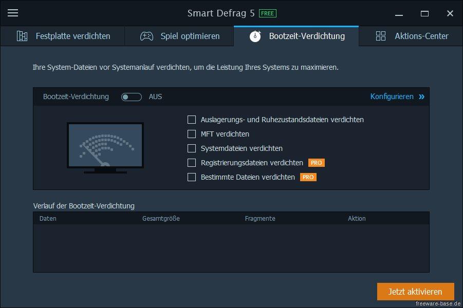 Vorschau IObit Smart Defrag - Bild 4