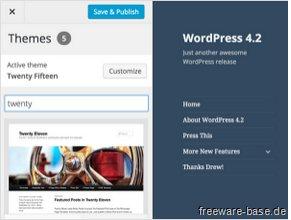 Vorschau WordPress - Bild 4
